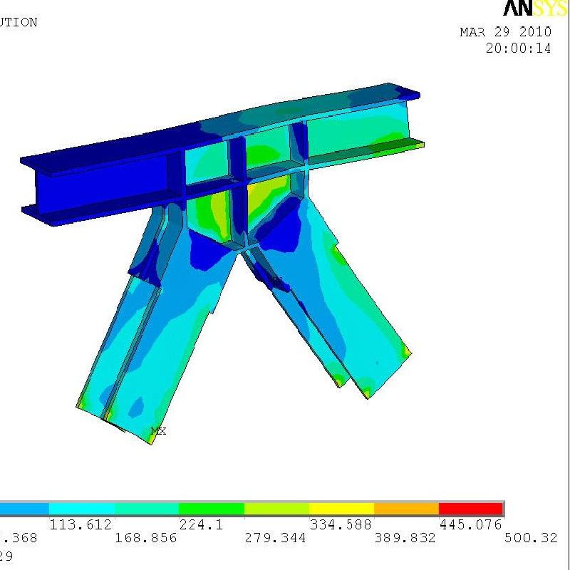钢结构节点计算软件